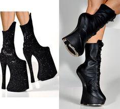 Zapatos extravagantes de mujer « Jo que cosas