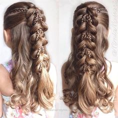 Check it out Cute The post Cute… appeared first on Emme's Hairstyles .