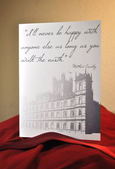 Tons of 'Downton Abbey' Valentine's Day Cards. See them all here: http://www.downtonabbeyaddicts.com/2013/02/downton-abbey-valentines-day-cards.html