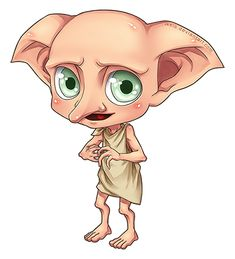 Dobby by Iksia.deviantart.com on @DeviantArt