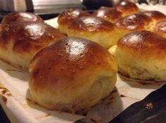 Mediasnoches sin gluten - Receta mejorada