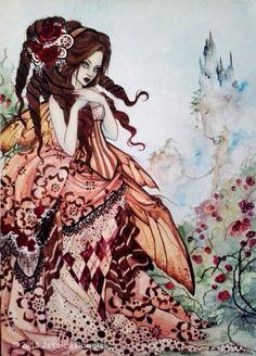 The Crap Fairy by JessicaMDouglas.deviantart.com on @deviantART