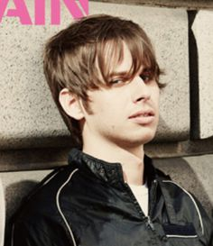 Mark Foster of Foster the People....adore his voice!