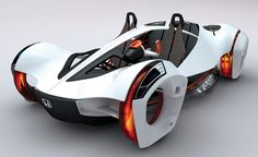 Honda air is a new vehicle concept created for the 1000 pound car design challenge put on by the Los Angeles Auto Show. This system utilizes turbo vacuums and external air-flow to regenerate tank pressure for extended range and increased boost for an estimated 100 miles.