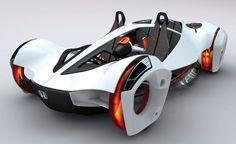 OOooohh...Honda Air concept car