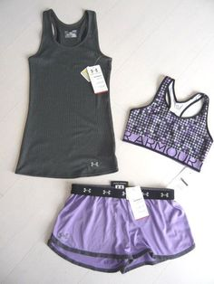 Like the color scheme! Definitely in need for all of this! Doesn't have to be under armor - Tandee