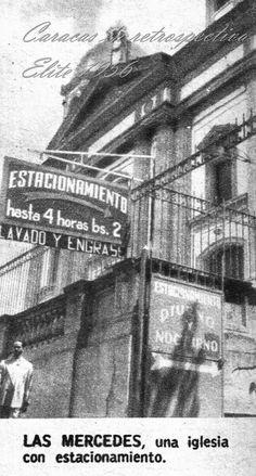 CARACAS EN RETROSPECTIVA: Caracas ciudad del automóvil ( 1956)