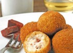 Croquetas de jamón para #Mycook http://www.mycook.es/receta/croquetas-de-jamon