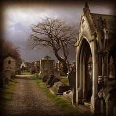 St Mary's Roman Catholic Cemetery, Kensal Green London,