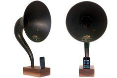 ivictrola via gentlemen's gadgets