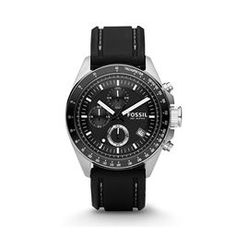 Just found amazing new website MassGenie. Price drops when you Crowd shop. $72.02, This Fossil Decker Chronograph is a comfortable-to-wear men's wrist watch with chronograph quartz movement that offers its owner precise timekeeping. The case is made of stainless steel with mineral crystal glass face.