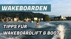 #YouTube Video mit #Wakeboard Tipps für Wakeboardlift & Boot Videos, Youtube, Strong Legs, Tips, Photo Illustration, Youtubers, Video Clip
