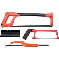 Grip Professional Hacksaws — 4-Pc. Set, Model# 42025 | Hand Saws| Northern Tool + Equipment