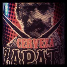 Zapata [Guatemalan Beer]