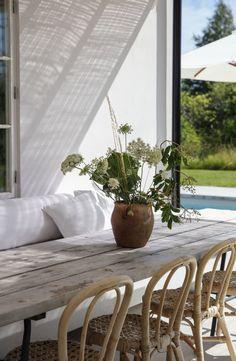 Outdoor Spaces, Outdoor Living, Outdoor Decor, Scandi Garden, Terrace Garden, Outdoor Settings, Outdoor Gardens, Interior Decorating, Interior Design