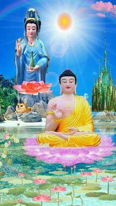 Kwan Yin & Buddha
