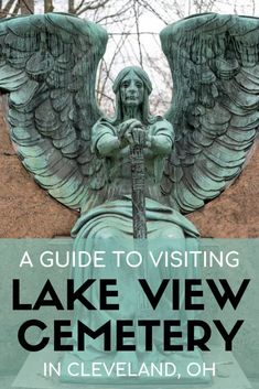 A guide to visiting Lake View Cemetery in Cleveland, Ohio. See Tiffany-designed Wade Chapel, a presidential memorial, the grave of John D. Cleveland Ohio, Columbus Ohio, Cincinnati, Cleveland Rocks, The Places Youll Go, Places To See, Funeral, Celebrity Travel, Funny Tattoos