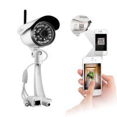 nice Zmodo Wireless IP Network Camera, ZP-IBI13-W