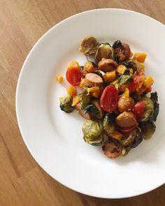 Helpoimmat munkit ikinä - ilman uppopaistoa – Safkaamo - Paremman syömisen puolesta Sprouts, Vegetables, Food, Essen, Vegetable Recipes, Meals, Yemek, Veggies, Eten