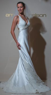 Amy michelson dress wedding ideas pinterest amy wedding dress amy michelson amy michelson satin and lace size 6 size 3 wedding junglespirit Image collections