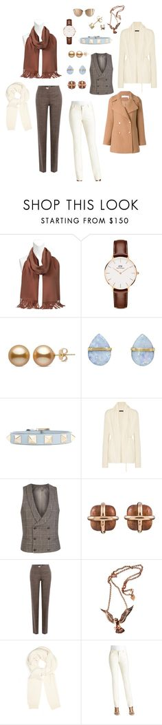"""Mid autumn wish list"" by arcticjasmine on Polyvore featuring Acne Studios, Daniel Wellington, Melissa Joy Manning, Valentino, The Row, Diverso, Seaman Schepps, Salvatore Ferragamo, Hjälte Jewellery and Lemaire"