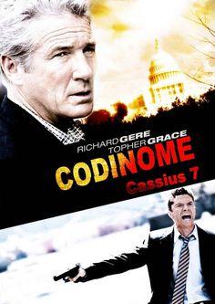 Codinome Cassius 7: bom policial/suspense, dormi um pouco, mas pq era tarde.