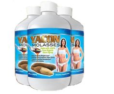 Yacon, you can get organic yacon syrup and molasses. It helps with weight loss and overall health.