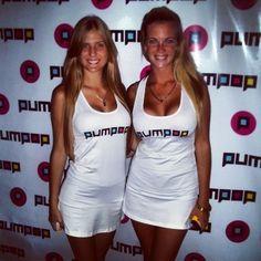 """Las chicas """"Pumpop"""" www.pumpop.com"""