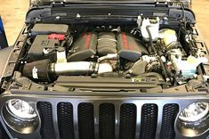 Jeep Wrangler JL LS3 Conversion by Bruiser Conversions – Jeep Wrangler JL – Jeep – Offroad Forum