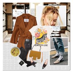 """The T-shirt"" by undici ❤ liked on Polyvore featuring ASOS, MaxMara, BRAX, Gucci, Fendi, Vetements, Alberta Ferretti and sOUP"