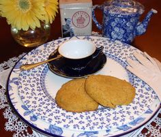 Allergy-Free Vintage Cookery: Maple Sweet Potato Biscuits