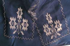 çiçek motifli tel kırma örtü modeli
