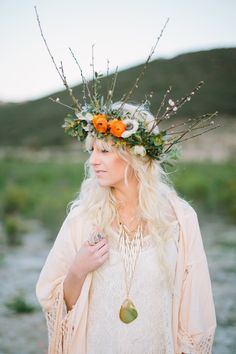 A Bohemian Afternoon With Sitting In A Tree | theglitterguide.com