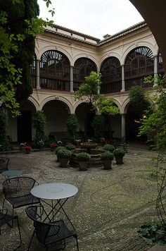 Parador Nacional de Granada,  Spain