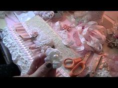 Just Add Glue Episode #11 ooh la la ballerina dreams pin cushion tutorial - YouTube