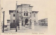 Constanta , Primaria in anii 1900 Time Travel, Old Photos, Traveling, Memories, History, Painting, Cousins, Antique Photos, Souvenirs