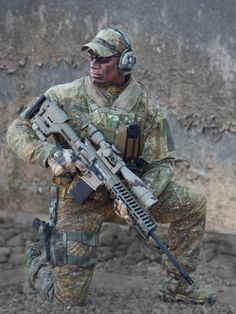 U.S Special Forces