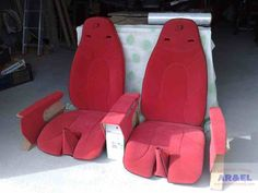 Plane Seats, Car Upholstery, Gaming Chair, Motor Car, Furniture, Home Decor, Homemade Home Decor, Car, Automobile