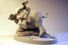 Character and Creature Design Notes: Sculpting a Maquette with Tony Cipriano: Part One