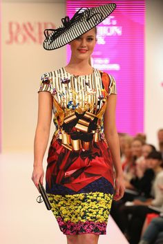 The Best Races Fashion from the David Jones Spring Racewear Runway Show Photo 11