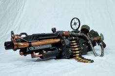 Caledonian Railway Rifle by Propagations on Etsy