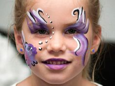 1000 images about schminken on pinterest face paintings bloemen and pirate face paintings. Black Bedroom Furniture Sets. Home Design Ideas