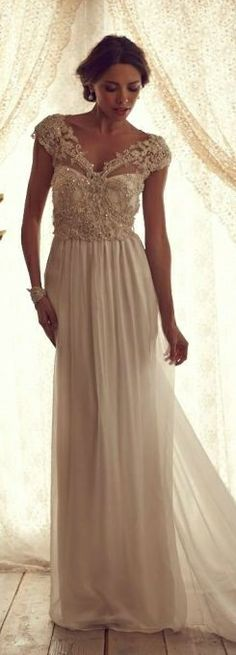 Carolina by Anna campbell bridal 2013 / Gossamer Collection