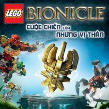 Phim LEGO Bionicle: Cuộc Chiến Của Những Vị Thần | LEGO® Bionicle