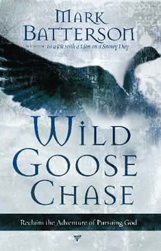 Wild Goose Chase (#7 on my all time reading list)