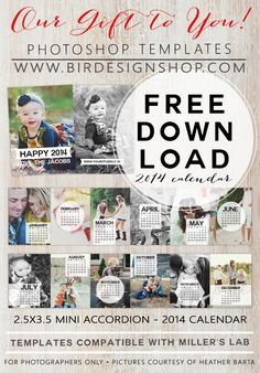 Birdesign Blog | Photoshop templates for photographers by Birdesign