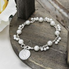 Romance Pearl Bracelet $22