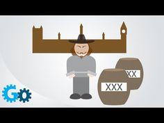 Guy Fawkes and The Gunpowder plot. http://www.youtube.com/watch?v=E17pGI9ydgk
