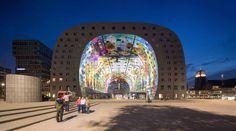 Engere Wahl: Markthal Rotterdam, MVRDV, Provast, © Provast, MVRDV; foto: Ossip van Duivenbode