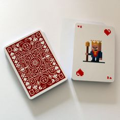 Pixel Poker Cards